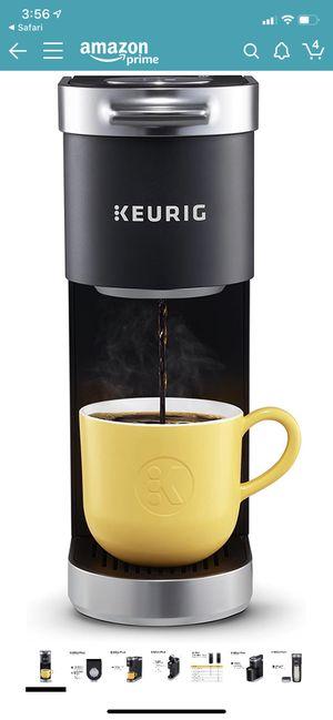 Keurig K-Mini Plus Single Serve K-Cup Pod Coffee Maker, Black for Sale in Las Vegas, NV