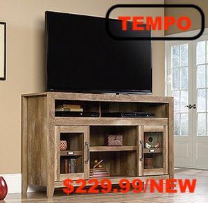 Dakota Pass Entertainment/Fireplace Tv Stand, Craftsman Oak, # 419119 for Sale in Pico Rivera, CA