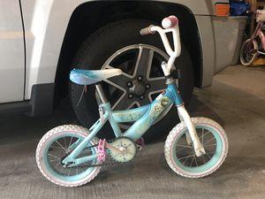 Ana and Elsa kids bike for Sale in Hooksett, NH