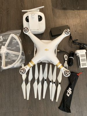 DJI Phantom 3 Professional Camera drone 4k. In perfect working condition. for Sale in Allen, TX