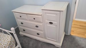 Changing table and dresser for Sale in Fairfield, NJ