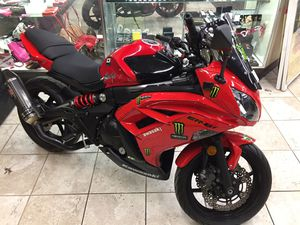 2012 Kawasaki EX650E Ninja with low miles! for Sale in Rockville, MD