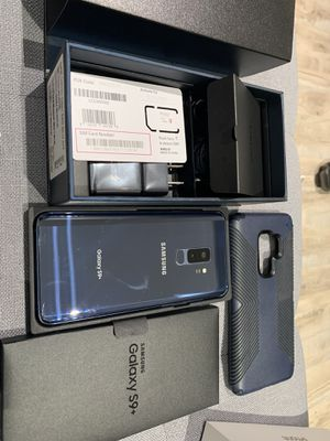 Galaxy s9 Plus Blue T-Mobile Metro Pcs for Sale in Bell, CA
