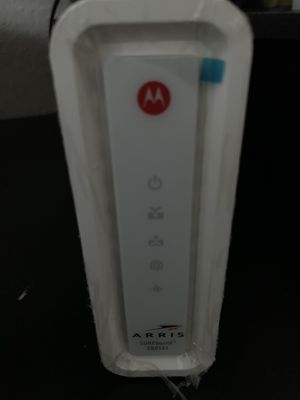 Arris Surfboard Modem for Sale in Fresno, CA