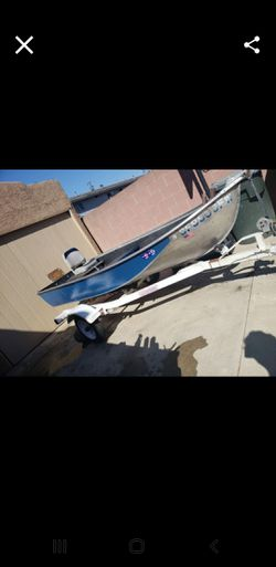 Aluminum boats for Sale in Lakewood,  CA