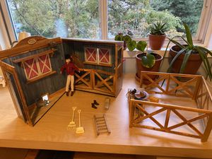 Horse & Pony club play set for Sale in Beaverton, OR