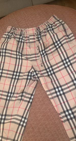 Men Burberry Pajamas for Sale in Houston, TX