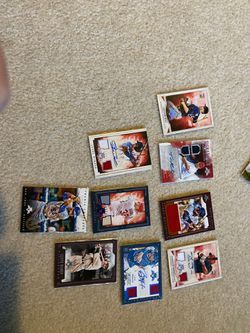 Lot of 10 rare expensive diamond king baseball cards for Sale in Auburn,  WA