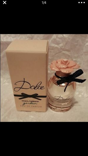 Dolce and Gabbana perfume new for Sale in Annandale, VA