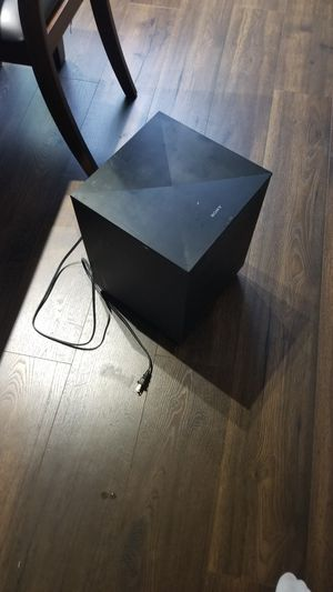SONY SA-WCT260H Wireless Subwoofer for Sale in Portland, OR
