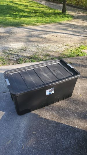 Sterilite storage container for Sale in Arnold, MO
