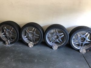Nexen 24inch Tires and Rims for Sale in Jacksonville, FL
