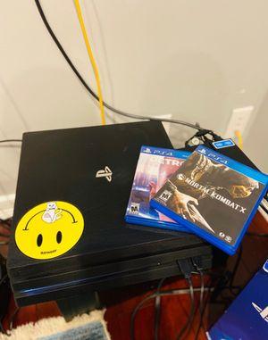 PS4 PRO 1TB for Sale in Newark, NJ