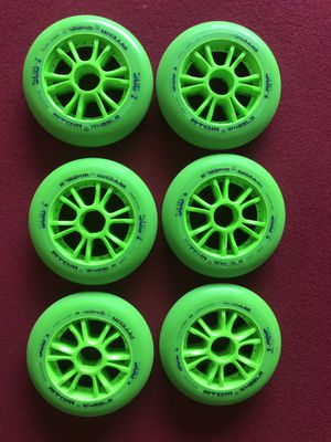 IINLINE SPEED SKATE BOOT AND FRAME - WHEELS - BAGS for Sale in University Place, WA