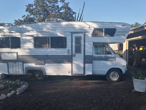 1976 dodge vacationeer runs great and reg current for Sale in Upland, CA