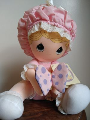 Precious Moments Rare 1998 Musical Baby Doll for Sale in Maywood, IL