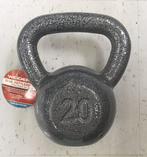20lbs Kettle Bell Brand New for Sale in West Covina, CA