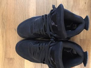 Retro 4 black cats Air Jordan's BRAND NEW for Sale in Rancho Palos Verdes, CA