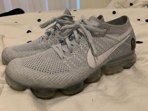 "Nike VaporMax ""Platinum"" Bape custom for Sale in Bothell, WA"