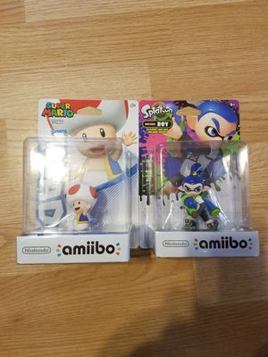 Amiibo looking for offers or possibly trades for Sale in Cardington, OH