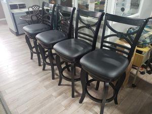 Bar Height Swivel Barstools for Sale in Santa Ana, CA
