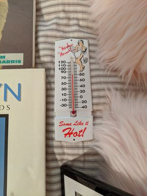 Marylin Monroe Thermometer for Sale in Gilbert, AZ