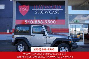 2013 Jeep Wrangler for Sale in Hayward, CA