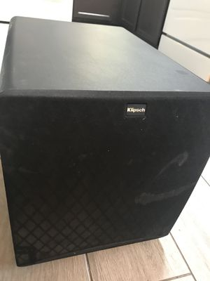 Subwoofer for Sale in Tempe, AZ