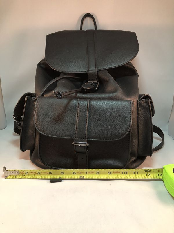 380d3f9f506 Aldo Black Backpack - Faux Leather for Sale in Liberty Lake