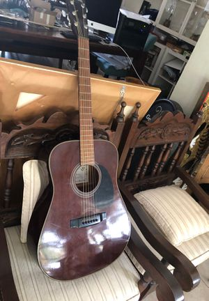 Carlos acoustic guitar 1980s for Sale in Wilton Manors, FL