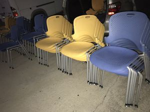 Herman Miller Caper office chairs in excellent like new condition for Sale in Anaheim, CA