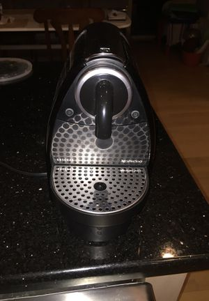 Nespresso coffee maker for Sale in Rockville, MD