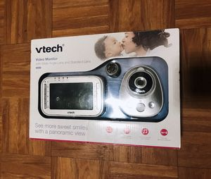 Vtech VM342 Wide-Angle Video Baby Monitor for Sale in Phoenix, AZ