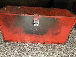 1935-39 Vintage Snap-On K-23 Series MechaniChest for Sale in Denver, CO