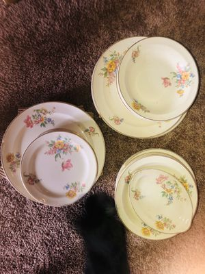 Vintage 1948 Taylor Smith Taylor China 90 pc for Sale in Philadelphia, PA