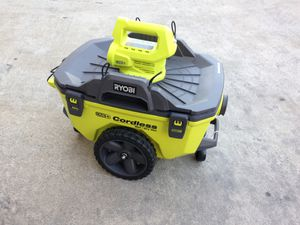 Ryobi 18v shop vacc for Sale in Los Angeles, CA