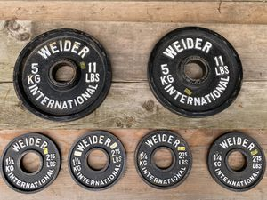 Olympic Weights - 30 + lbs for Sale in Snohomish, WA