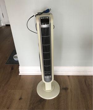 Tower fan for Sale in La Jolla, CA