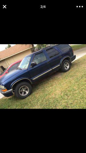 2001 Chevy Blazer for Sale in Houston, TX