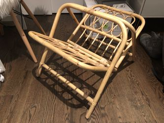 Vintage Bamboo Magazine Rack for Sale in Brooklyn,  NY