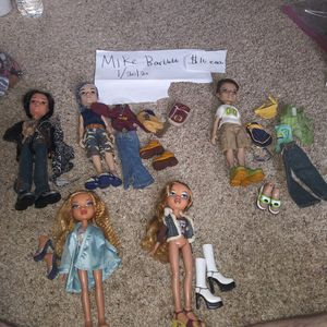Various Bratz dolls Read below for Sale in Syracuse, NY