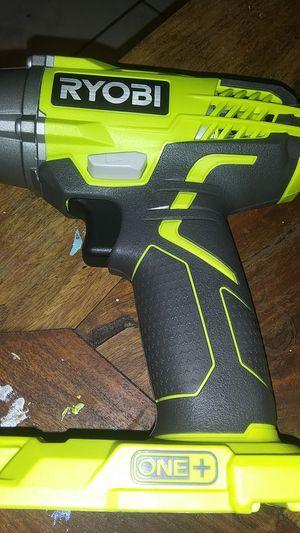 Ryobi impact drill 18v for Sale in Glendale, AZ