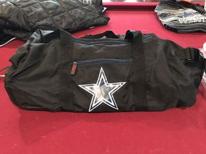 Cowboys Duffle & String Bag 💼 new for Sale in Downey, CA