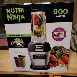 New Ninja Blender 900 for Sale in Rustburg, VA