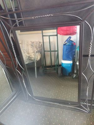 3 wall hanging mirrors for Sale in Fort Lauderdale, FL