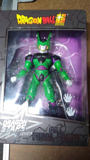 """Dragon Ball Z super """"Cell Final Forum"""" for Sale in Kent, WA"""