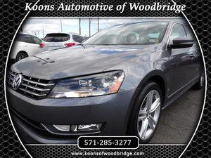 2015 Volkswagen Passat for Sale in Woodbridge, VA
