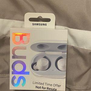 Samsung Galaxy Earbuds for Sale in Agawam, MA