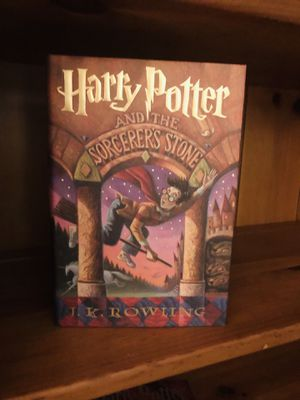 Harry Potter and the Sorcerer's Stone (hard back) for Sale in San Ramon, CA
