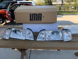87-93 mustang headlights for Sale in Stockton, CA